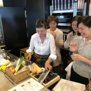 旬の薬膳 やよい塾 秋の部 芦屋の料理教室